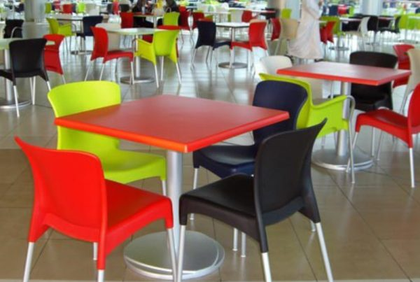 Cafeteria chairs manufacturers