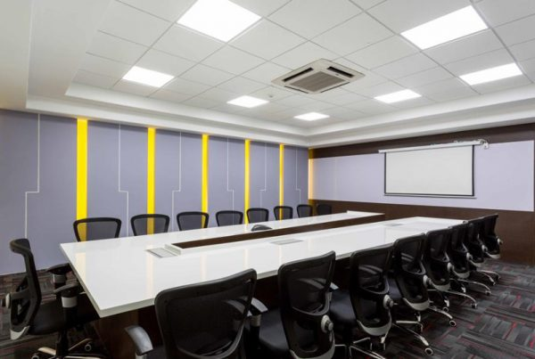 Conference table design